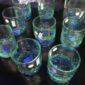 群星(むるぶし)ロックグラス